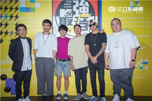 MTV《最強音》演唱會記者會