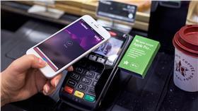 Apple Pay服務(圖/翻攝自Twitter)