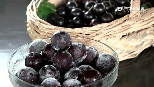 暗藏劇毒蛋!吃個水果差點死 「致命殺神」躲在超市葡萄裡