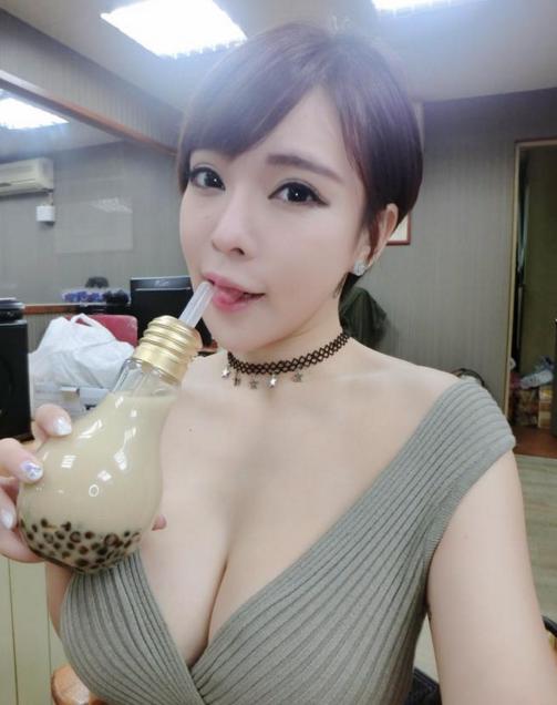 牛奶兒(圖翻攝自Jocelyn Kao牛奶兒臉書)