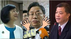 張善政、羅瑩雪、陳雄文 ▲合成圖/記者盧素梅、陳彥宇攝、新聞台