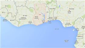 西非迦納共和國(Republic of Ghana)(圖/google map)