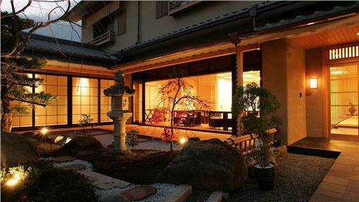 日本京都旅亭嵐月飯店。(圖/hotels.com提供)