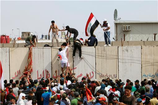伊拉克占領國會/路透社/達志影像