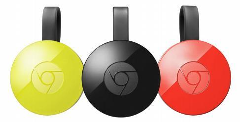 Chromecast全新上市 到遠傳、台灣大免費帶走