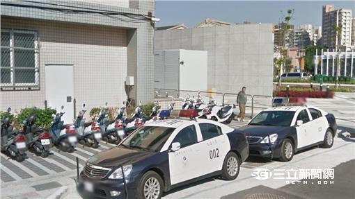 警車 GOOGLE MAP