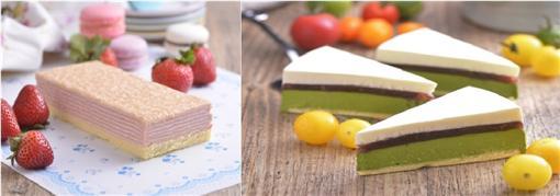 味之素,草莓千層蛋糕,萊爾富,抹茶(圖/翻攝自台灣味之素)http://www.ajinomoto.com.tw/news/news_detail.asp?id=000104