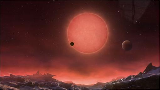 行星,地球,宇宙▲圖/翻攝自YouTube