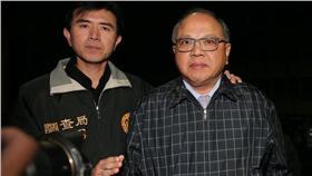 立法院前祕書長林錫山(右)(圖/中央社記者謝佳璋攝)