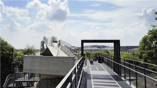 雲林北港天空之橋(圖/翻攝自theplan.it)http://www.theplan.it/eng/project_shortlist/378