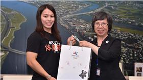 亞洲最佳女舉者郭婞淳!瞄準里約奧運、留牌2017台北世大運 (圖/台北市政府提供)