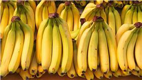 香蕉(圖/shutterstock/達志影像)