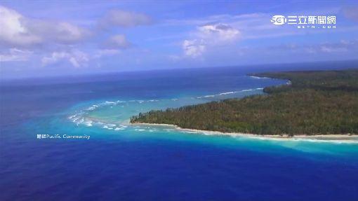 帛琉水母湖大危機 乾旱水母只剩一成!