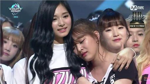 (圖/翻攝自Skpb K-Music Live [Mnet])