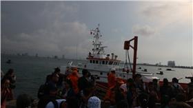 越南漁船沉/翻攝畫面