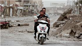 伊拉克,警察,彰化縣警車-美聯社