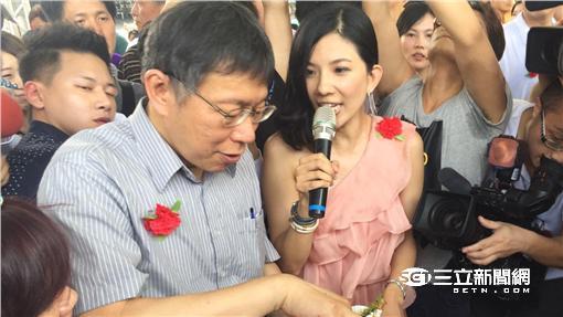 柯文哲 圖/記者盧冠妃攝