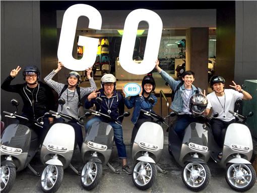 Gogoro 電動機車 環保