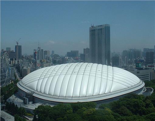 ▲東京巨蛋(圖/翻攝自維基百科)