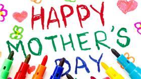 母親節,媽媽,卡片,賀卡▲圖/達志影像
