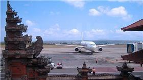 峇里島,機場,飛機(圖/翻攝自Bali Airport Guide) http://www.baliairport.com/