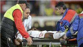 喀麥隆國腳Patrick Ekeng比賽中猝死(ap)