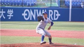▲東京大學投手宮台康平(圖/翻攝自東大新聞)