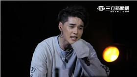 MTV「最強音」演唱會最強嘻哈之夜,韓國新星DEAN表演精彩歌曲。(記者邱榮吉/攝影)