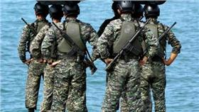 海軍陸戰隊(圖/翻攝自海軍陸戰隊急先鋒臉書)