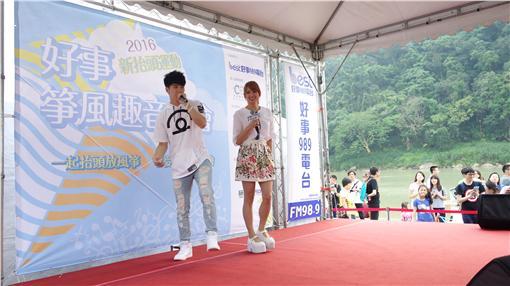 好事989電台碧潭舉行「好事箏風趣」音樂會/好事聯播網提供