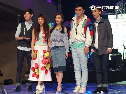 小杰,apple,夏和熙,MTV,最強音,演唱會,歌手