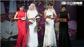 台北四七推出「民初名人宴」。(圖/記者簡佑庭攝影)