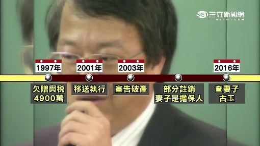 侯西峰欠稅近5千萬 妻收藏古玉遭查封