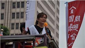 社民黨發言人嚴婉玲 圖/社民黨提供