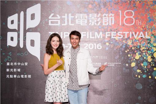 許瑋甯,莊凱勛▲圖/台北電影節提供