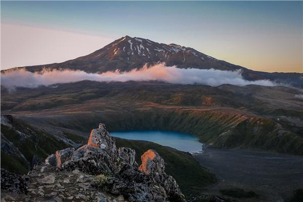 紐西蘭 News: 《魔戒》末日火山恐爆發 紐西蘭升高警戒