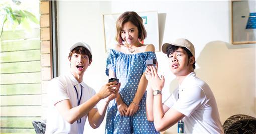 LuLu新歌《好喜歡你》/好看娛樂提供