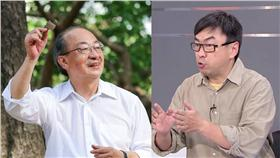 民進黨立委段宜康、柯建銘(圖/資料照、柯建銘臉書)