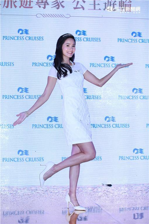 20160512- Janet 公主遊輪記者會