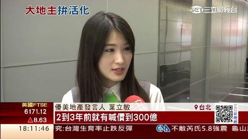 """福華廖家不賣祖產! 大直精華地改""""出租"""""""