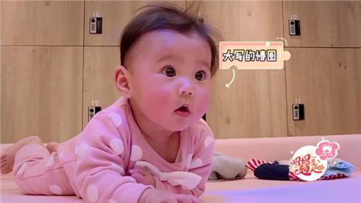 咘咘,賈靜雯,媽媽是超人-翻攝自湖南卫视芒果TV官方频道 China HunanTV Official Channel youtube