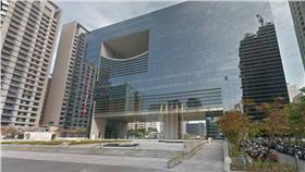 台中市議會(圖/google map)