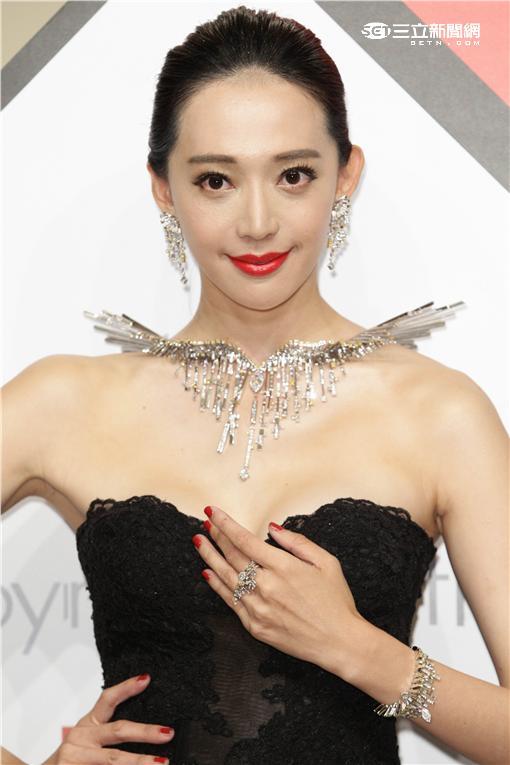 王心恬出席周大福珠寶展