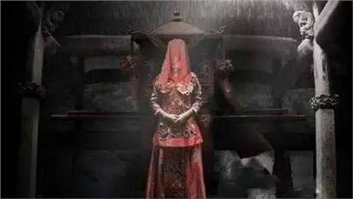 冥婚(圖/翻攝自中國新聞周刊)http://www.jiemian.com/article/648243.html
