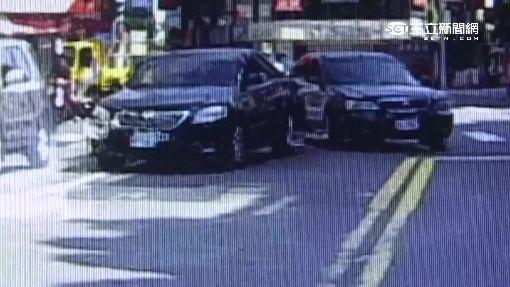 竹聯信堂壯聲勢 凶狠砸車行、翻攤位