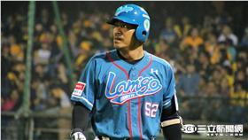 Lamigo桃猿陳金鋒(資料照/記者王怡翔攝)