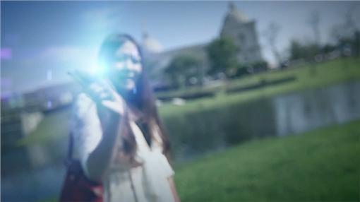 賴清德,台南,Ingress,虛擬實境,Google,啟蒙軍,反抗軍,行銷-翻攝自2016 Ingress Mission Day in Tainan youtube