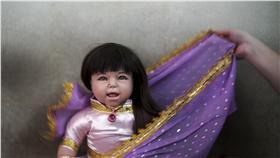 泰國「娃娃神」(Child Angel)(圖/路透社/達志影像)