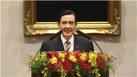馬英九2012年就職 圖/美聯社/達志影像