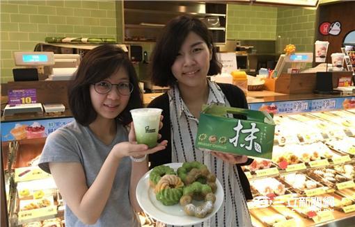 ▲迎接初夏 Mister Donut抹茶季開跑(圖/Mister Donut)